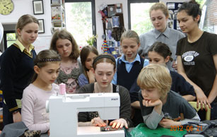 Kids & Teens Sewing